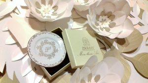 Papír virág, esküvői dekoráció